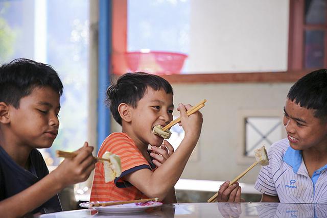 Quỹ Hy vọng đón tết cùng trẻ em vùng sạt lở Quảng Nam