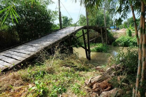 Hành trình xây 150 cây cầu của Quỹ Hy vọng