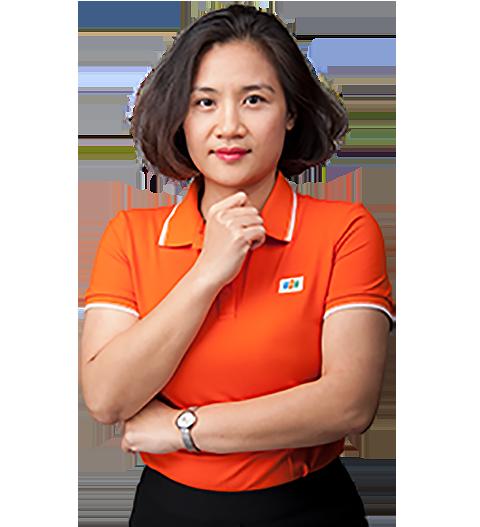 Bà Nguyễn Thị Thanh Hương